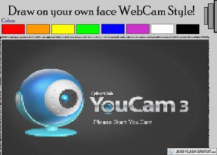 Webcam painter