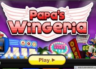 Jeux de restaurant papa's