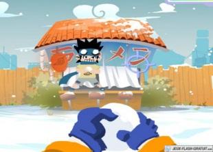 Naruto boule de neige