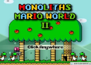 Mario World 2 flash