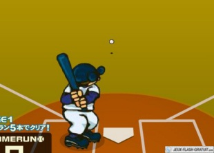 Homerun Smash Baseball